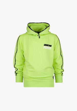 Long sleeved top - neon lime