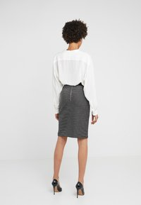 HUGO - NIFANI  - Pencil skirt - black - 2