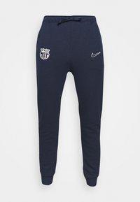 Nike Performance - FC BARCELONA TRAVEL PANT - Club wear - obsidian/soar/pale ivory - 3