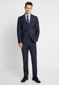 Calvin Klein Tailored - BISTRETCH DOT - Suit - blue - 0