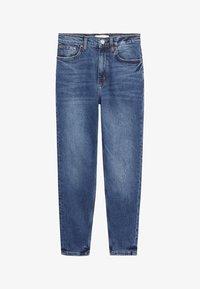 Mango - NEWMOM - Slim fit jeans - tmavě modrá - 5
