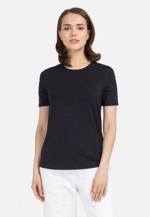 Basic T-shirt - dunkel blau