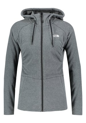 MEZZALUNA - Fleece jacket - schwarz (200)