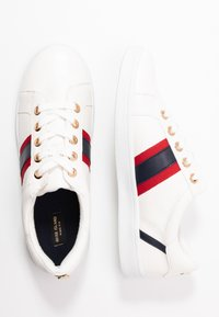 River Island Wide Fit - Sneakersy niskie - white - 3