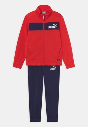 SET UNISEX - Dres - high risk red