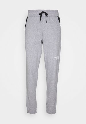 STANDARD PANT - Spodnie treningowe - light grey heather