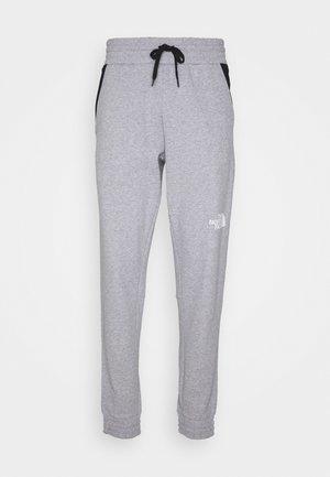 STANDARD PANT - Verryttelyhousut - light grey heather