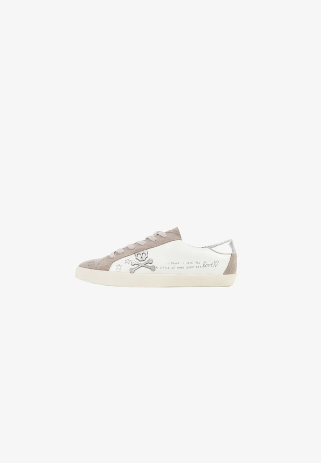 LIA GRAFFITI  - Sneakers laag - light grey