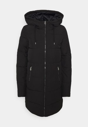 ONLDOLLY PUFFER COAT - Winter coat - black