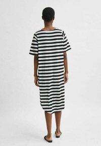 Selected Femme - SLFIVY  - Day dress - black - 2