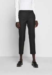 MAX&Co. - MONOPOLI - Trousers - black - 0