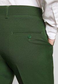 OppoSuits - GLORIOUS - Traje - dark green - 8