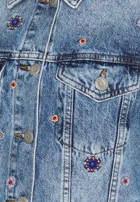 Desigual - JULIETA - Denim jacket - blue - 2