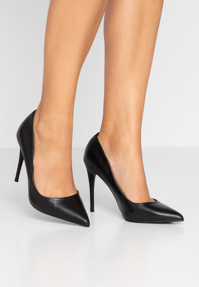 DAISIE - Høye hæler - black
