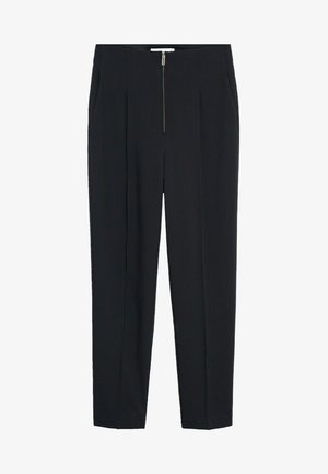 ZIPPER - Trousers - zwart