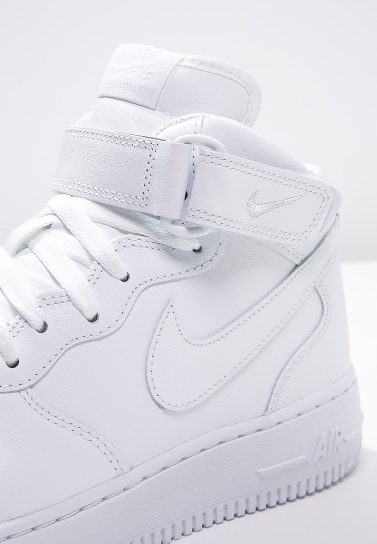 Nike Sportswear Air Force 1 Mid 07 Sneakers Hoog White Wit Zalando Nl