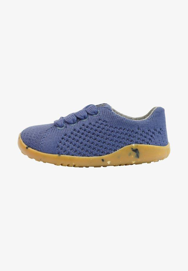 Sneakers laag - indigo
