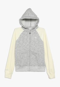 Abercrombie & Fitch - CORE  - Mikina na zip - grey - 0