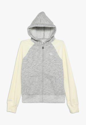 CORE  - Mikina na zip - grey