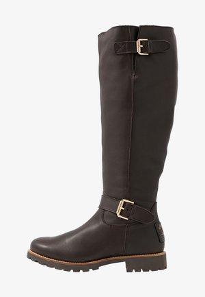 AMBERES IGLOO TRAVELLING - Høje støvler/ Støvler - marron/brown
