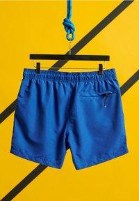 Superdry - EDIT SWIM SHORT - Swimming shorts - vivid cobalt - 1