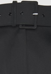 Cras - SUSICRAS PANTS - Spodnie materiałowe - black - 2