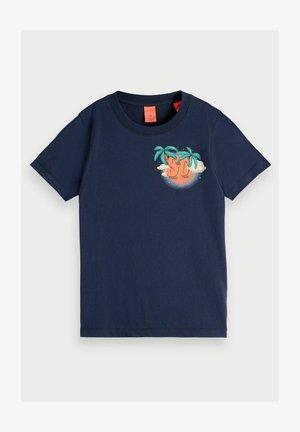 Print T-shirt - night