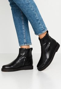 ANGULUS - Classic ankle boots - sierra - 0