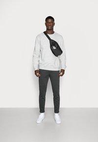 Only & Sons - ONSMARK PANT - Trousers - dark grey melange - 1