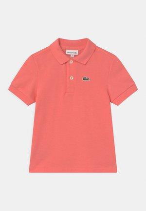 BABY UNISEX - Polo shirt - amaryllis