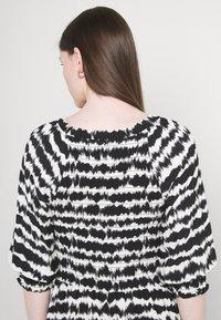 b.young - FLOURI ETHNIC DRESS - Day dress - black - 5