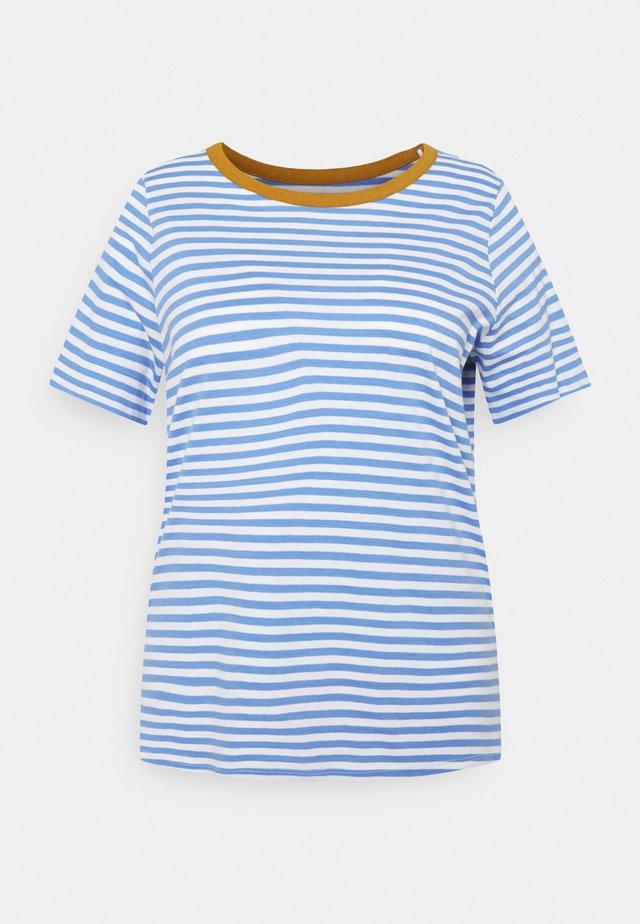 T-shirts print - marina white