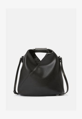 NEW JAPPO FONDO - Across body bag - black