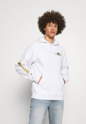 TRUNKS VICTORY HOOD - Sweater - white