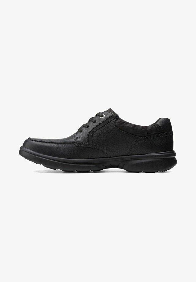BRADLEY VIBE - Sneakers laag - black leather