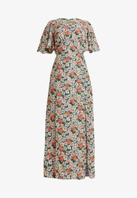 Topshop - AUSTIN DAISY - Vestido largo - multi-coloured - 5