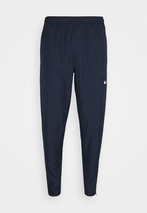ESSENTIAL PANT - Joggebukse - obsidian/reflective silver