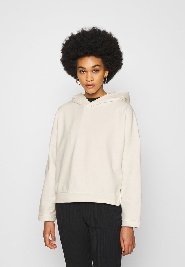 CHERELL HOODIE - Hoodie - off white