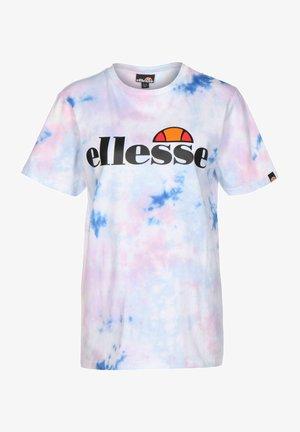 ALBANY - Camiseta estampada - tie dye