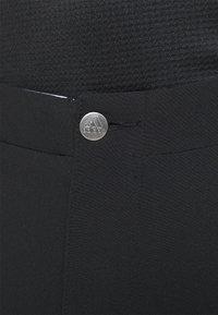 adidas Golf - FALLWEIGHT PANT - Tygbyxor - black - 4