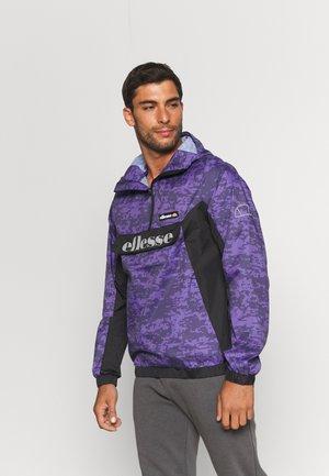 OSANNO JACKET - Träningsjacka - purple