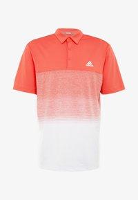 adidas Golf - Funkční triko - real coral/white - 5