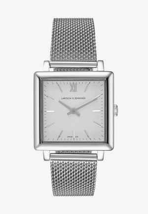 Watch - silver/white