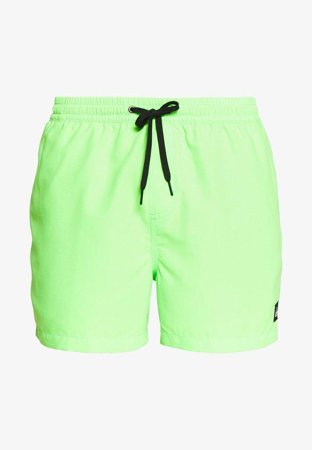 Zwemshorts - green gecko