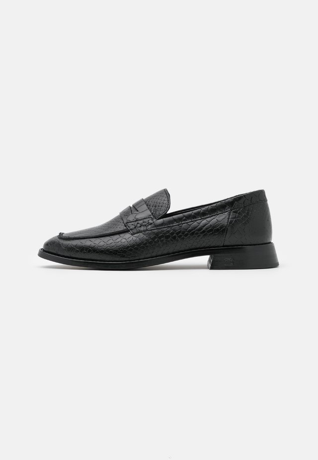 LOEL LOAFER - Instappers - schwarz