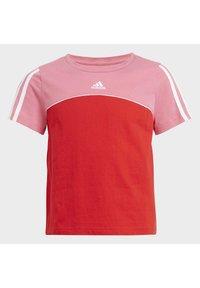 adidas Performance - Sports shirt - red - 5