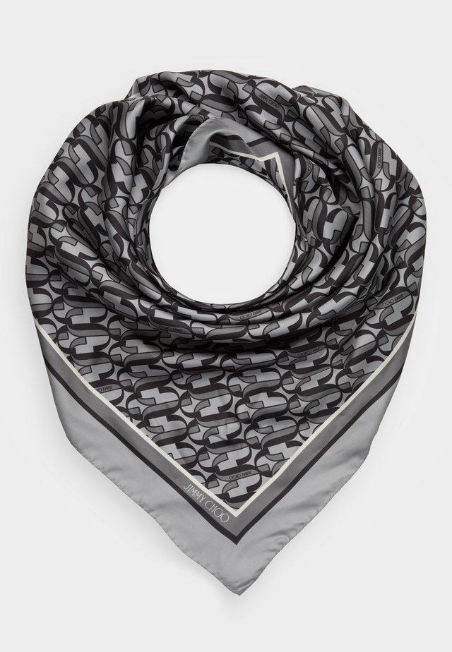 Huivi - silver/black