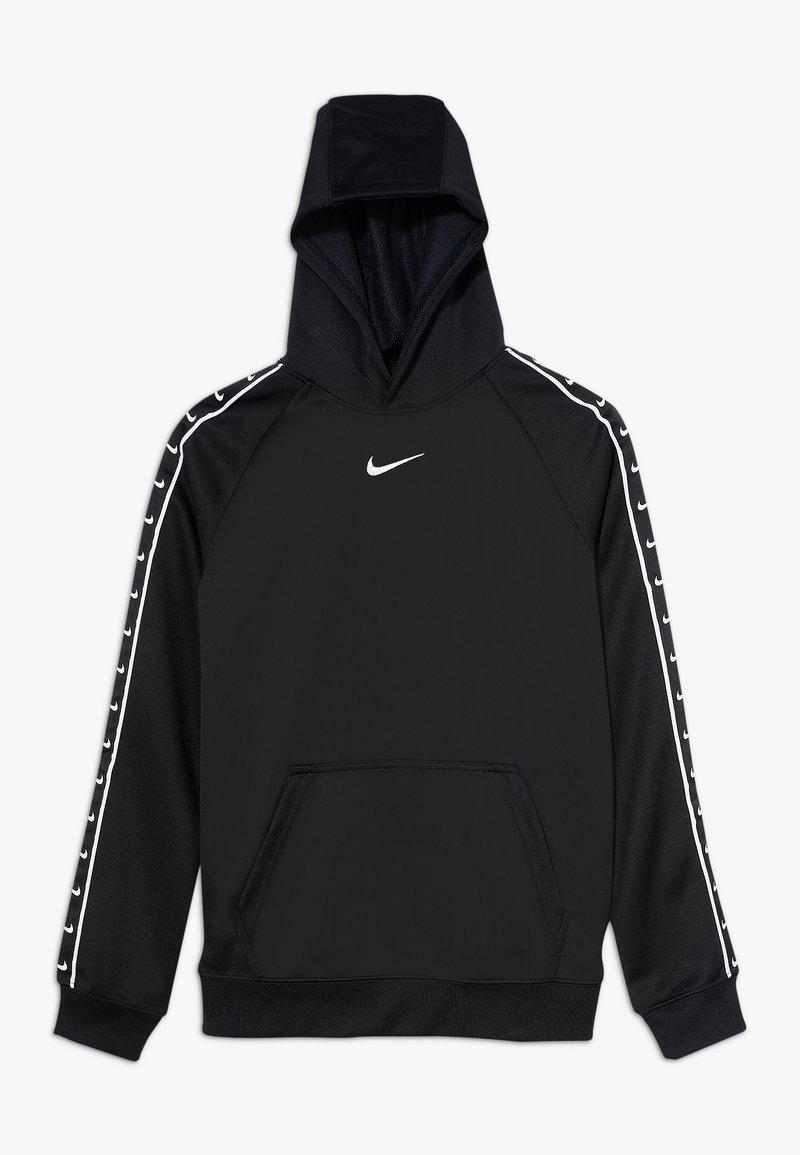Nike Sportswear - B PK  TAPE - Hoodie - black/white