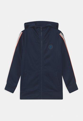 OLDVEX - Zip-up sweatshirt - dark blue