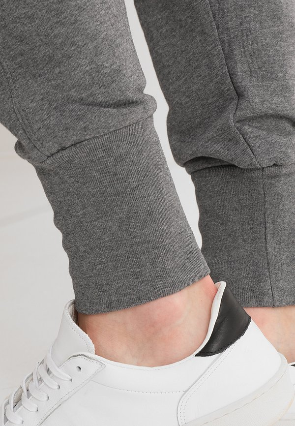 Diesel UMLB-PETER TROUSERS - Spodnie treningowe - 96k/szary melanż Odzież Męska WGUS